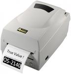Принтер штрих-кодов Argox OS 2140 с ножом